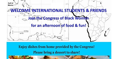 Welcome Lunch for International Students & Friends tickets