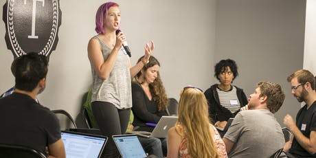 Try Coding Workshop: Back-End Programming 1.28.2020 tickets