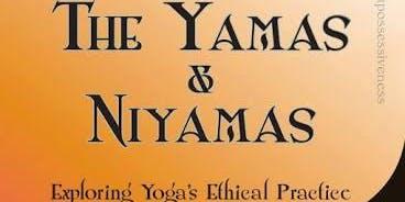 Bookclub: The Yamas and Niyamas by Deborah Adele. FREE Event