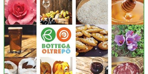 Inaugurazione negozio Bottega Oltrepò