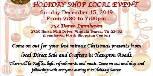 Holiday Shop Local Event