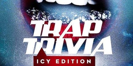 Trap Trivia DC @Halfsmoke *NEW LOCATION* tickets