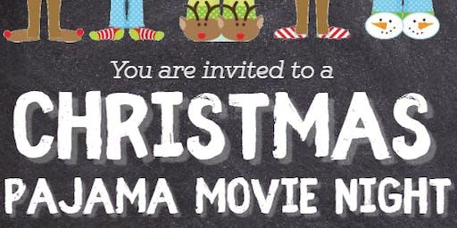Christmas Family Movie Night