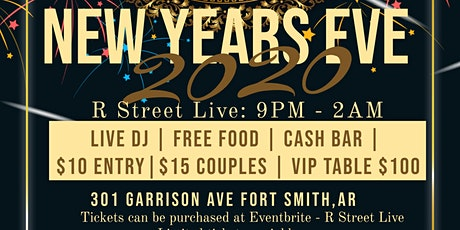 R Street Live  tickets