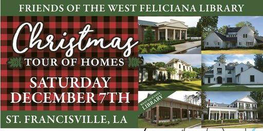 Christmas in the Country Tour of Homes