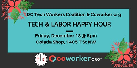 Tech & Labor Happy Hour tickets