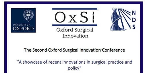 Oxford Surgical Innovation Conference 2020