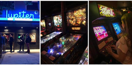 Eat, Drink and Play Pinball w/ Oracle Cloud Hiring Managers at Jupiter Bar tickets