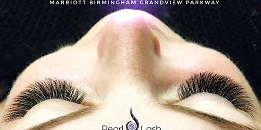 Classic Eyelash Extension Training by Pearl Lash | Birmingham, AL - SOLD OUT