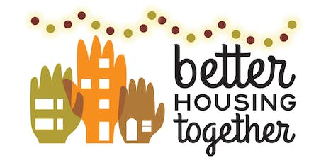 Holiday Happy Hour for Housing tickets
