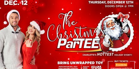 The Christmas ParTEE tickets