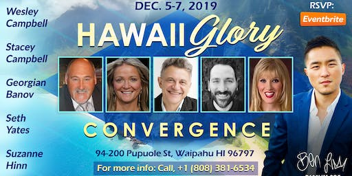 Hawaii Glory Convergence