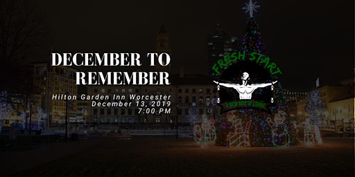 Fresh Start's December to Remember Fundraising Event