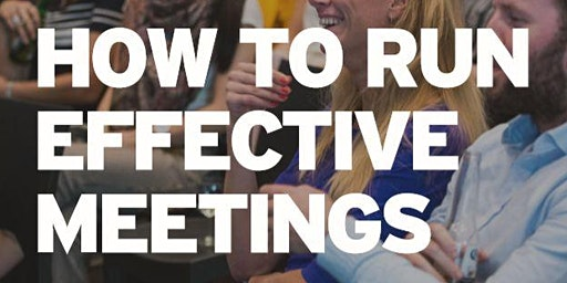 How to Run Effective Meetings with Barbara Mason | Happy Hour & Networking