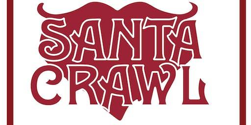 Santa Crawl - Downtown Redding