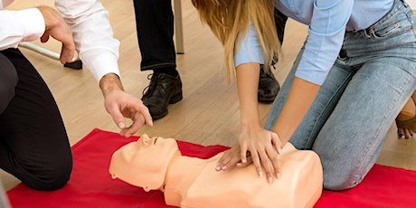 Adult & Child CPR/ First Aid/ AED Training tickets