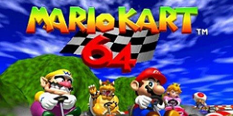 Mario Kart Competition