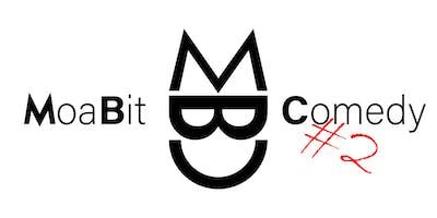 Copy of MoaBit Comedy - Open Mic #2