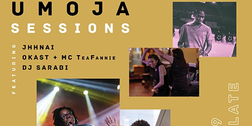 Afros in Tha City Pres: Umoja Sessions #2
