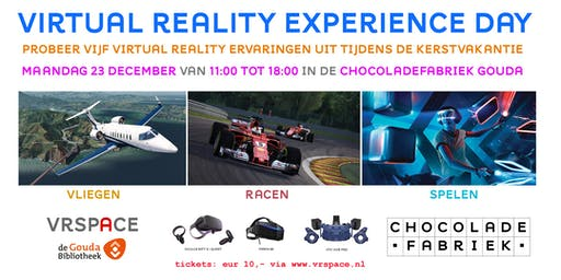 Virtual Reality Experience Day
