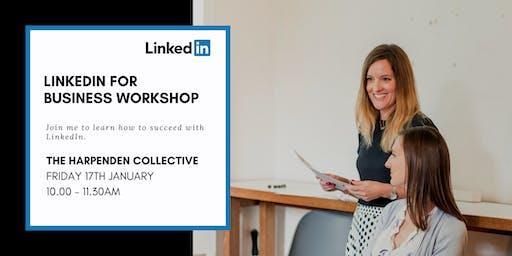 LinkedIn for Business Workshop