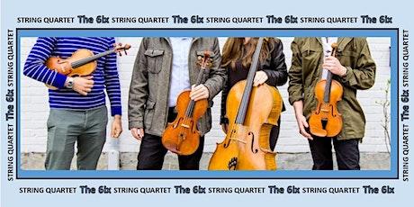 The All Terrain Tour:Toronto's 6ix Quartet in Concert tickets