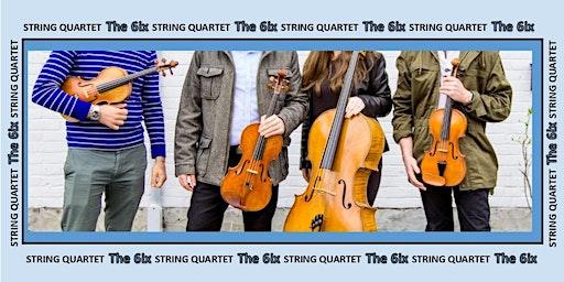 The All Terrain Tour:Toronto's 6ix Quartet in Concert