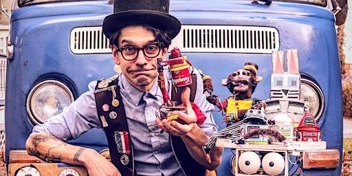 Mario the Maker Magician