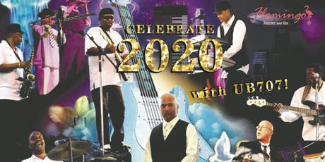 Ring in 2020 with UB707 at The Flamingo! tickets