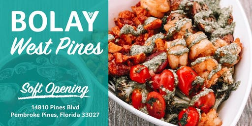 Bolay West Pines Soft Opening!