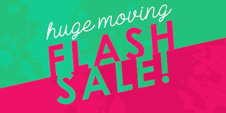 ADC FINE ART - MOVING FLASH SALE! tickets