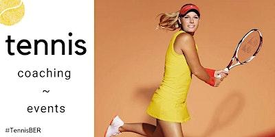 Tennis+Coaching+%3A+Saturday%27s+%40+Rehberge%2C+Wedd