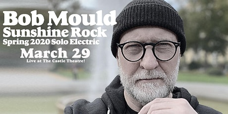 Bob Mould: Spring 2020 Solo Electric Tour tickets