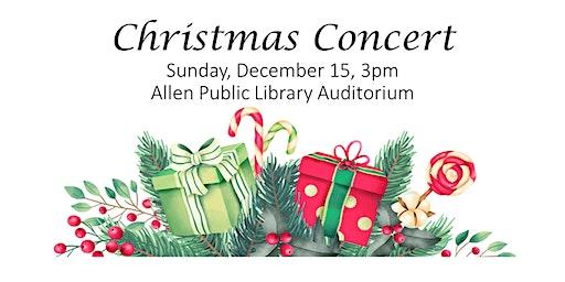 Allen Community Band Christmas Concert