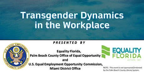 Transgender Dynamics in the Workplace tickets