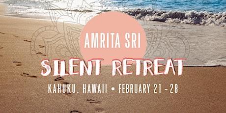 Hawaii Amma Silent Retreat Immersion February 2020 tickets
