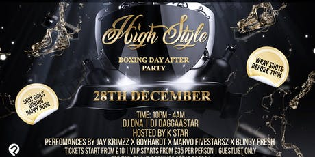 LXE Talent 'High Style' Launch Party tickets