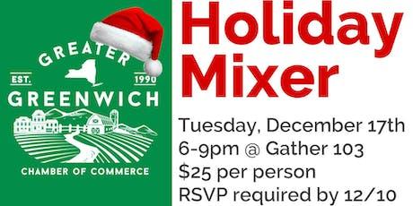 GGCC Holiday Mixer tickets