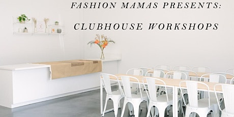 FM Clubhouse Workshop: Marketing & Social Media tickets