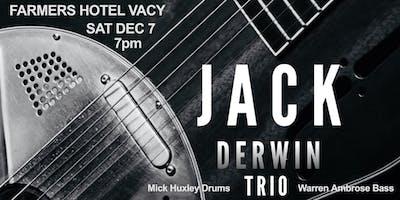 Jack Derwin ****