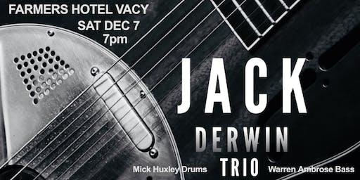 Jack Derwin Trio