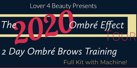 2020 Ombre' Brows Training (Baltimore, MD) tickets