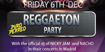 REGGAETON PARTY