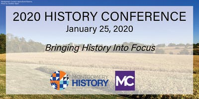 Montgomery County 2020 History Conference