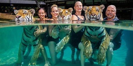 """""""The Tigers Next Door: Captive Tigers in the United States"""" tickets"""
