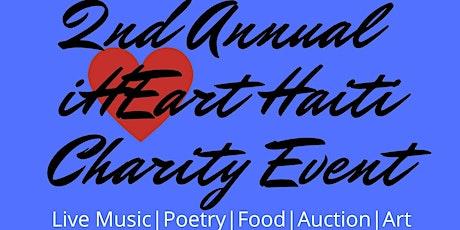 iHeart Haiti Charity Event tickets