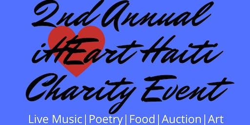 iHeart Haiti Charity Event