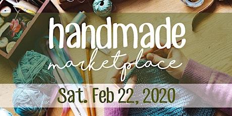 Handmade Marketplace tickets