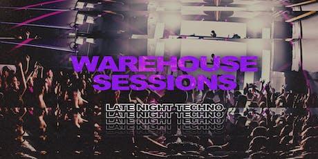 Late Night Techno : Free Warehouse Rave tickets