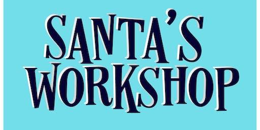 Santa's Workshop at Dairy Block